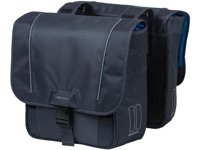 Basil Sport Design Double Pannier Bag 32l graphite